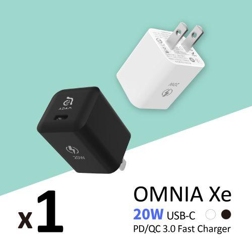 OMNIA Xe USB-C PD / QC 3....