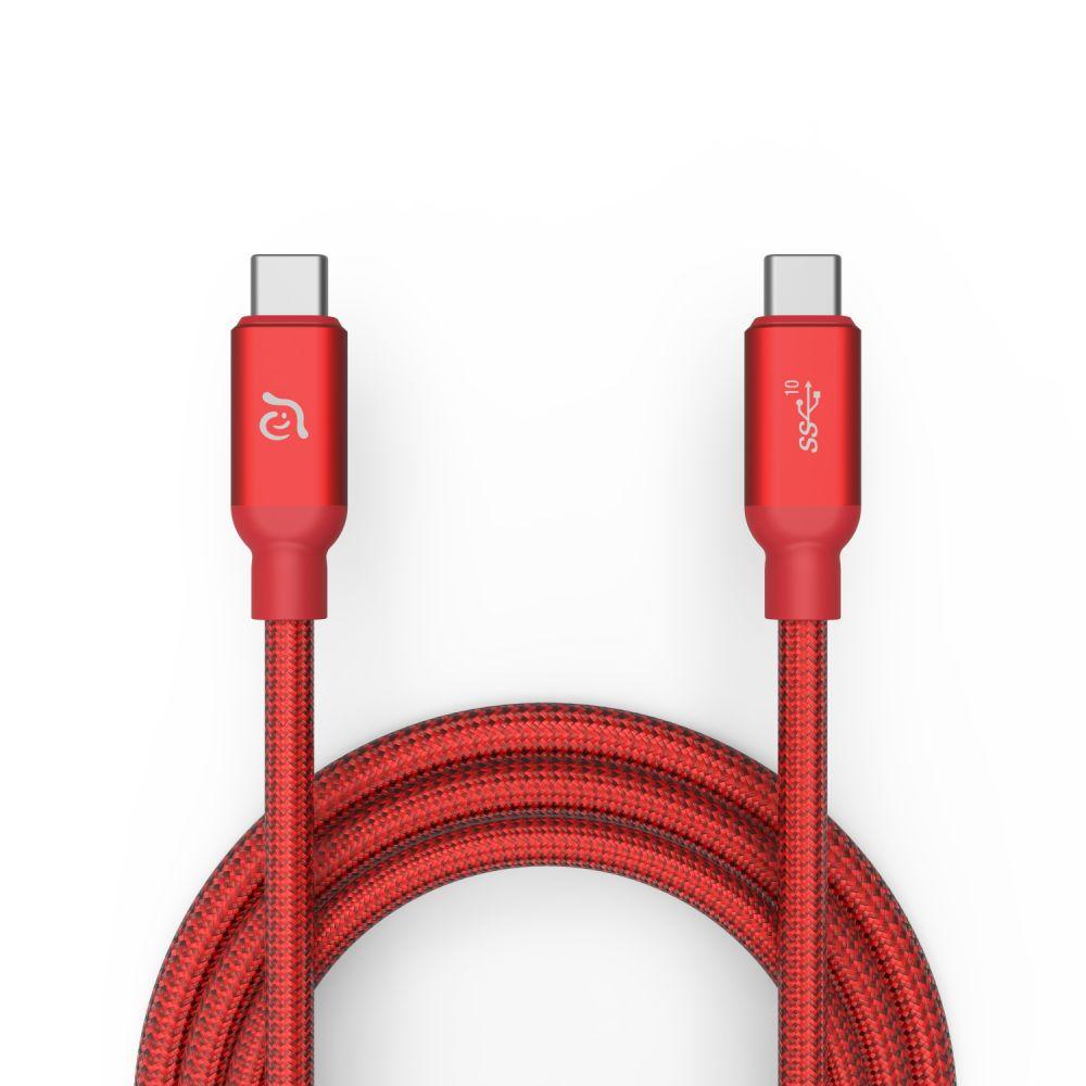 CASA C100+ USB3.1 USB-C to USB-C 100W Cable