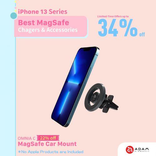 OMNIA C Magnetic Car Moun...
