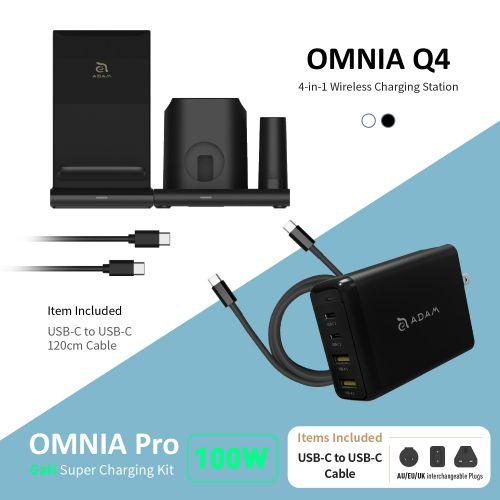 [Pre-Order] OMNIA Q4 15W ...