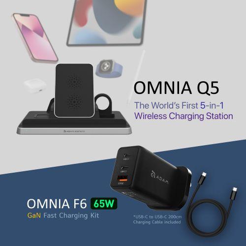 [Pre-Order] OMNIA Q5 5-in...